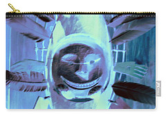 National Museum Of The American Indian 9 Carry-all Pouch by Randall Weidner