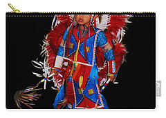 Native American Dancer Carry-all Pouch