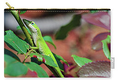 Native Anole Carry-all Pouch