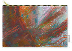 Native Dancer Carry-all Pouch by Susan Woodward
