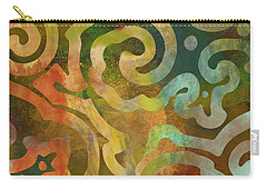 Native Elements Multicolor Carry-all Pouch