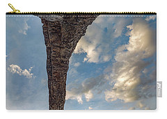Natural Arch 2 Carry-all Pouch by Leland D Howard