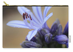 Carry-all Pouch featuring the photograph Natural Beauty by Ella Kaye Dickey