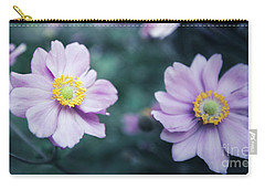 Carry-all Pouch featuring the photograph Natural Beauty by Hannes Cmarits