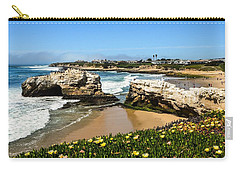 Natural Bridges State Park Beach Carry-all Pouch