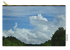 Natural Clouds Carry-all Pouch