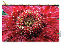 Natural Flower Carry-all Pouch
