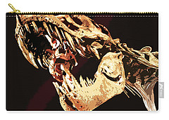 Natural History- T Rex Carry-all Pouch