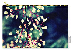 Natural Lace 2 Carry-all Pouch by Sarah Loft