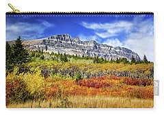 Natural Layers In Glacier National Park Carry-all Pouch