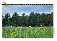 Evergreen Lake - A Groundhog View Carry-all Pouch
