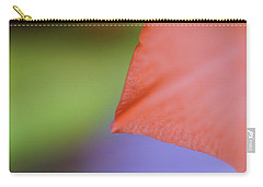 Natural Primary Colors Carry-all Pouch