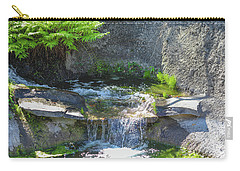 Natural Spa Zone Carry-all Pouch