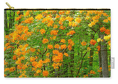 Natural Wild Azaleas  Carry-all Pouch