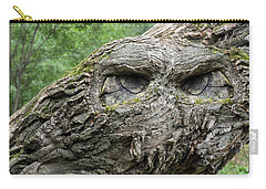 Nature And Fantasy Carry-all Pouch by Vladimir Kholostykh