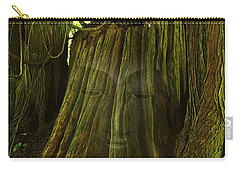 Nature Buddha Carry-all Pouch by I'ina Van Lawick
