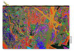 Nature Colorfication Glow 13 Carry-all Pouch