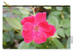 Carry-all Pouch featuring the photograph Nature - Colorful Flower Gifts  by Ray Shrewsberry