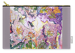 Nature Fairies Carry-all Pouch