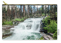 Carry-all Pouch featuring the photograph Nature Finds A Way by Margaret Pitcher