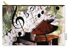 Nature Is Music To My Soul Carry-all Pouch