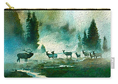 Nature Scene Carry-all Pouch