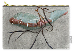 Carry-all Pouch featuring the photograph Nature's Art by Werner Padarin