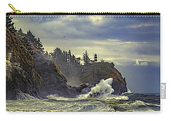 Natures Beauty Unleashed Carry-all Pouch by James Heckt