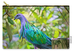 Carry-all Pouch featuring the painting Nature's Best by Judy Kay