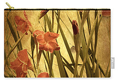 Nature's Chaos In Spring Carry-all Pouch by Jessica Jenney