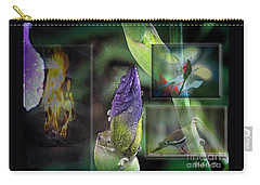 Natures Collage Carry-all Pouch