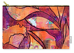 Nature's Dance Carry-all Pouch by Julie Hoyle