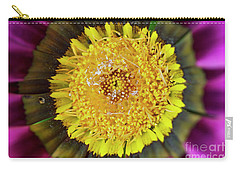 Carry-all Pouch featuring the photograph Natures Eye by Wendy Wilton