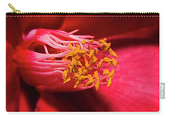 Carry-all Pouch featuring the photograph Natures Gold 666 by Kevin Chippindall