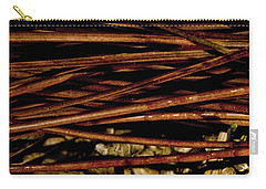 Nature's Lattice Carry-all Pouch by Gina O'Brien