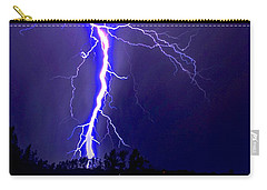 Nature's Light Show Carry-all Pouch
