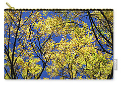 Carry-all Pouch featuring the photograph Natures Magic - Original by Rebecca Harman