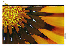Nature's Pinwheel Carry-all Pouch by Marion Cullen