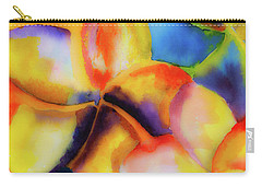 Nature's Pinwheels Carry-all Pouch