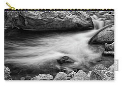 Carry-all Pouch featuring the photograph Nature's Pool by James BO Insogna