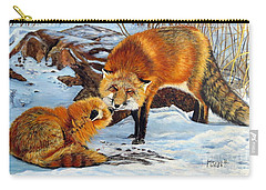 Natures Submission Carry-all Pouch