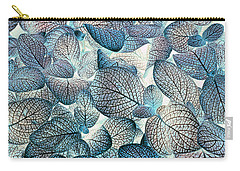 Nature's Tracery Carry-all Pouch by Wayne Sherriff