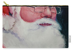 Naughty Or Nice ? Santa 2016 Carry-all Pouch