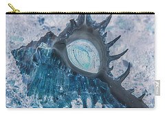 Carry-all Pouch featuring the photograph Nautical Beach And Fish #13 by Debra and Dave Vanderlaan
