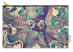 Nautical Octopus Carry-all Pouch