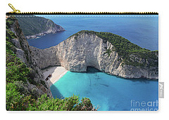Navagio Beach Carry-all Pouch