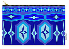 Navajo 7 Carry-all Pouch by Linda Velasquez