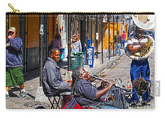 Nawlins Carry-all Pouch by John Kolenberg