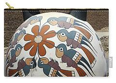 Nazca Ceramics Peru Carry-all Pouch by Aidan Moran