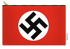 Nazi Flag 1920-1945 Carry-all Pouch